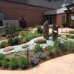 CMC Mercy Healing Garden