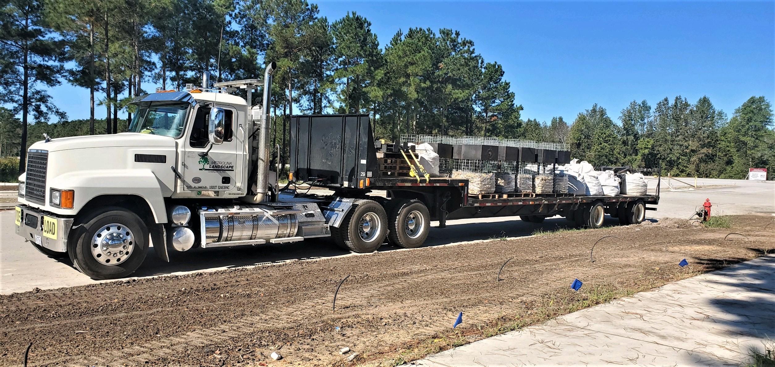 Truck- West New Bern