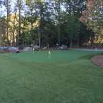 LPL Financial  Putting Green