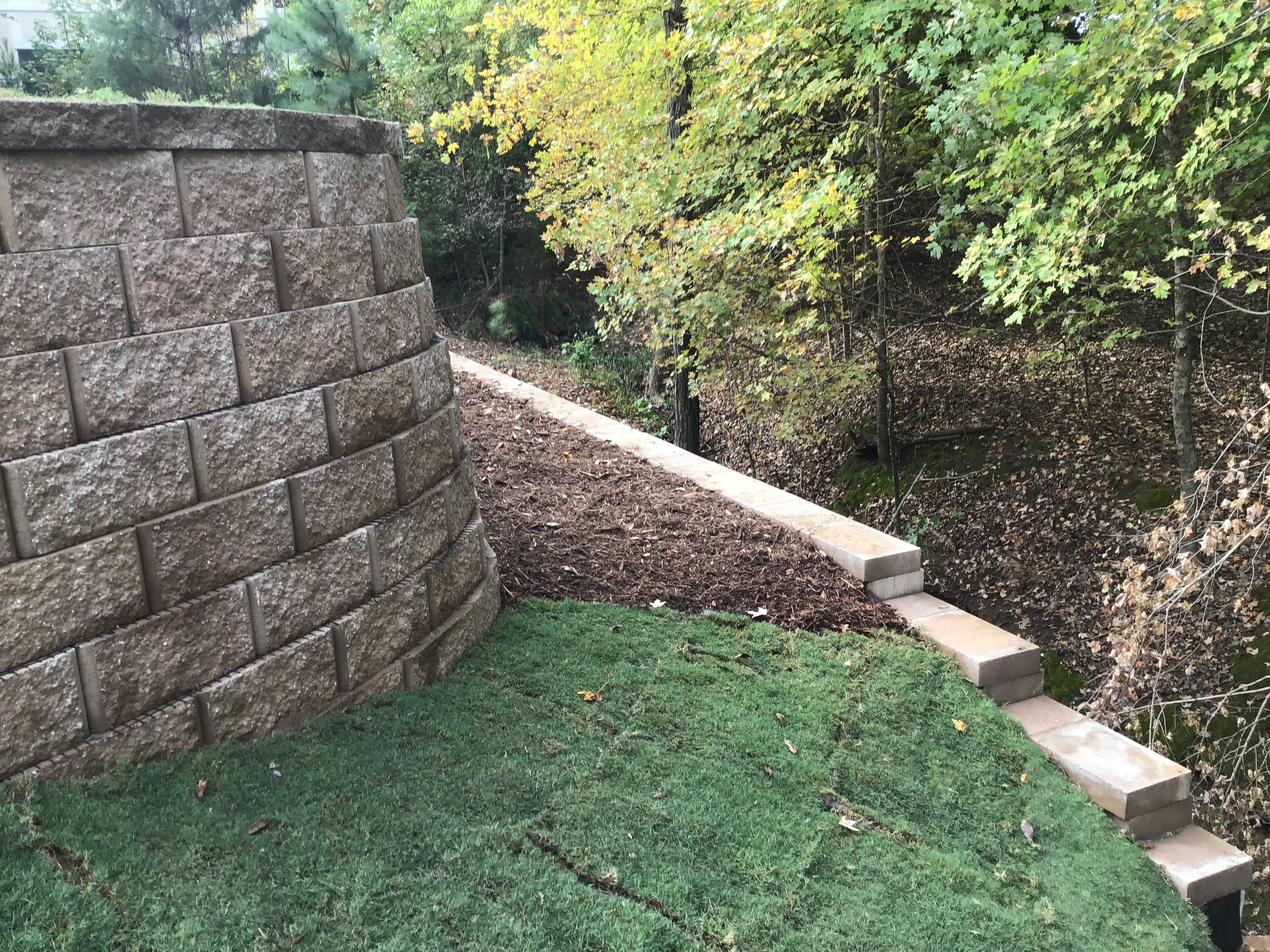 Retaining wall9